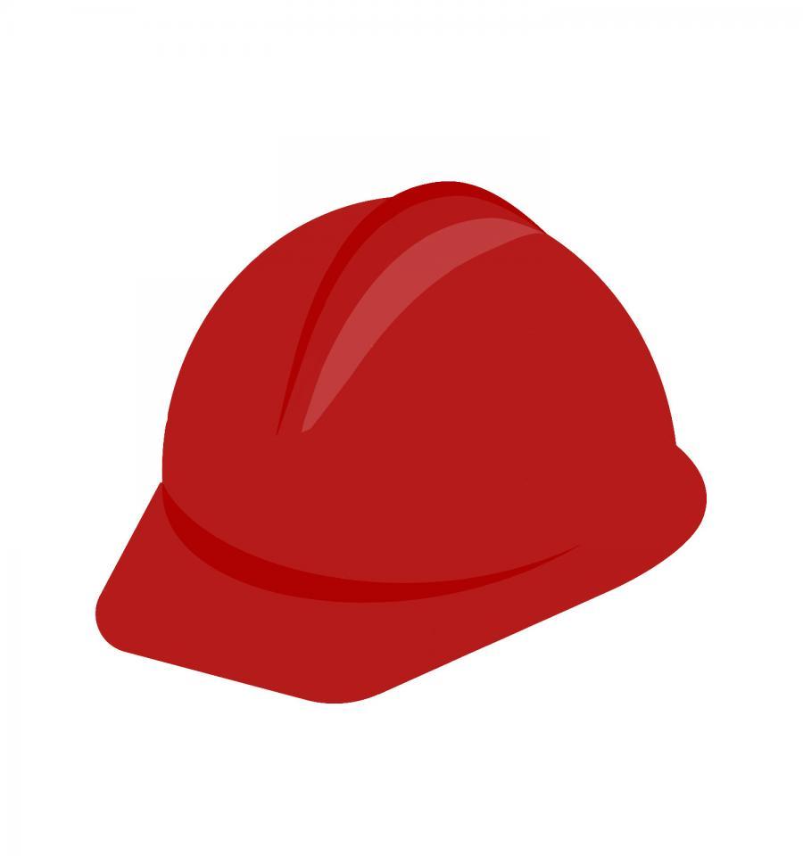 Brandschutzgutachten, -konzepte,- ordnung und -nachweise - roter Helm