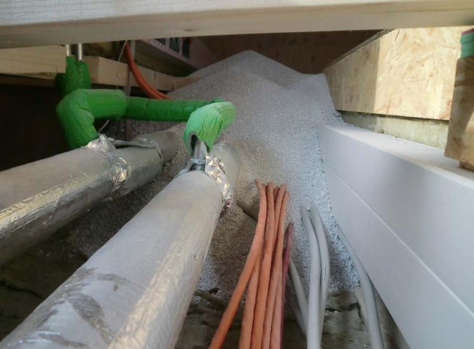 PyroBubbles® nach DIN EN 3-7 untersuchtes Brandschutzmittel